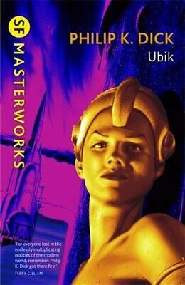 Ubik (S.F. MASTERWORKS) by Dick, Philip K. Paperback Book The Cheap Fast Free
