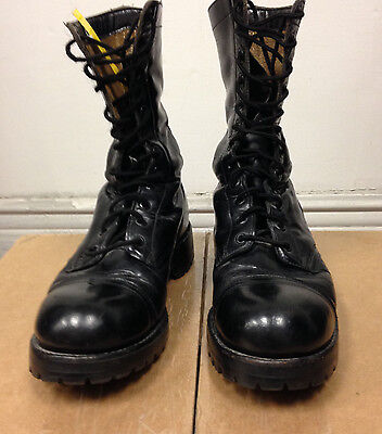 Canadian Army Garrison Boots