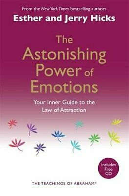 The Astonishing Power of Emotions: Your Inner Guide... by Hicks, Jerry Paperback