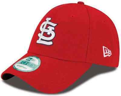 best website afdbf 52633 New Era St. Louis Cardinals Baseball Cap Hat MLB League 9Forty 940 11001314