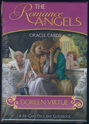 NEW Doreen Virtue The Romance Angels Oracle Cards Deck