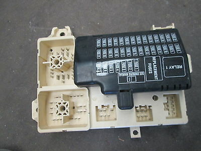2000 2001 2002 Lincoln Ls Relay Fuse Box