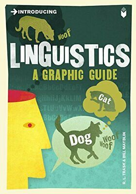 Introducing Linguistics: A Graphic Guide by Trask, R. L. Paperback Book The