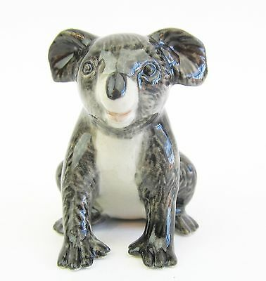 Australian Native Koala Miniature Ceramic Figurine