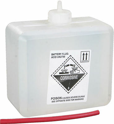 WPS Powersports Battery Electrolyte pack 850cc