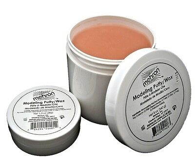 Mehron Modeling Putty Wax Special Effects Makeup Prosthetics Wax 38g & 240g Scar