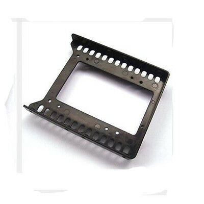 """HDD SSD Mounting Hard Drive Adapter New 2.5"""" to 3.5"""" Holder Double Bracket"""