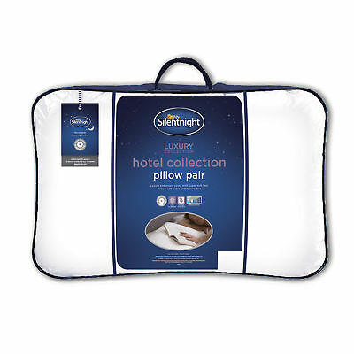Silentnight Hotel Collection Pillow - 2 Pack