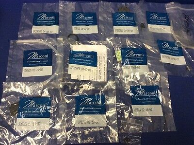 11-bags of Misc. Videojet Parts