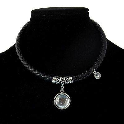 New Anime Tokyo Ghoul Cosplay Uta Punk Collars Necklace Pendant Charms Handmade