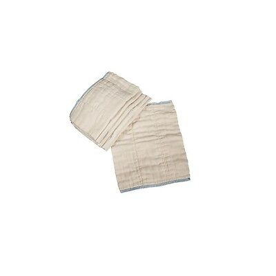 Indian Prefolds and Thirsties Duo Wrap Set Large (18-40 pounds)