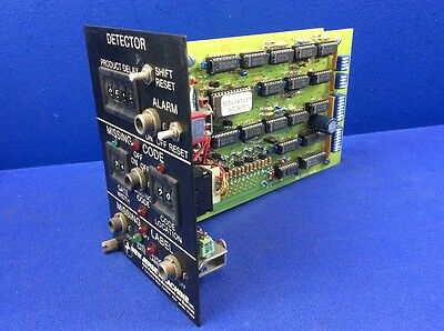 New Jersey Sa 320-644A Missing Label/code Detector Module