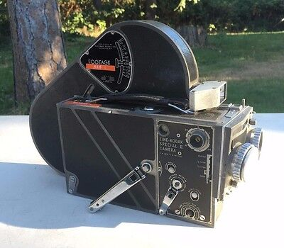 Kodak Cine-Kodak Special II 16mm Movie Camera (No Lenses) #2