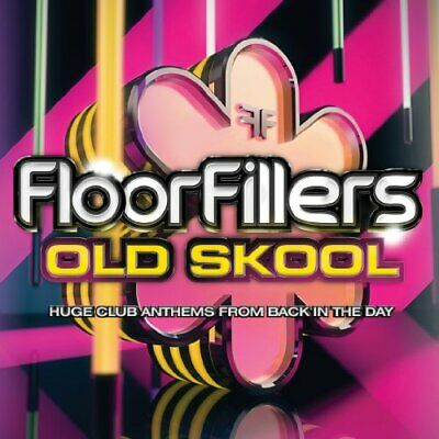 Various Artists - Floorfillers Old Skool - Various Artists CD WEVG The Cheap The