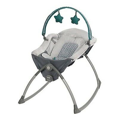 Graco Little Lounger Rocking Seat and Vibrating Lounger - Ardmore