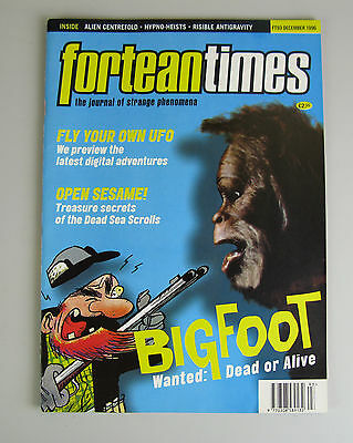 Fortean Times #93  December 1996 / Bigfoot, Wanted Dead Or Alive