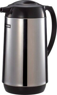Zojirushi Polished Stainless Steel Vacuum Insulated Thermal Carafe, 1 liter