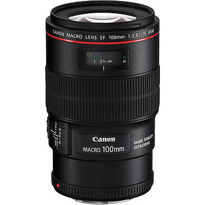 Memorial Day Deal Sale Macro 100mm Canon Ef 100 mm f/2.8L Macro Is Usm Lens