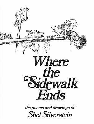 Where the sidewalk ends poems and drawings 590 picclick where the sidewalk ends poems and drawings fandeluxe Choice Image