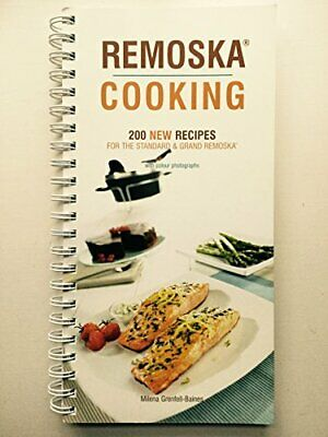 Remoska Cooking: 200 New Recipes for the Sta... by Grenfell-Baines, Mil Hardback