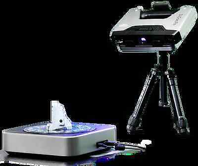 2018 Einscan Pro 3D Handheld Scanner w/Tripod,Turntable, Color Texture
