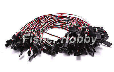 30cm RC Model Servo Extension Cord Lead Wire Connector Cable