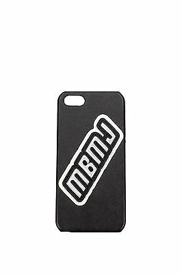 Iphone Cases Marc Jacobs Unisex Leather Black M00046071SZBLACK