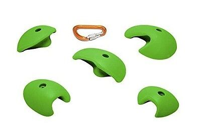 ETCH Compers Set D Climbing Hold, Green