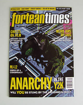 Fortean Times #122  May 1999 / Ghosts On Film