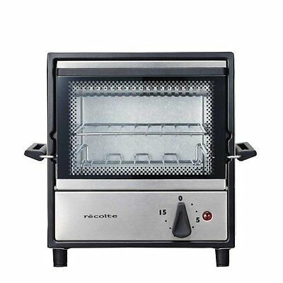 Recolte Solo Oven Toaster RSO-1 (AV) Silver from Japan new.