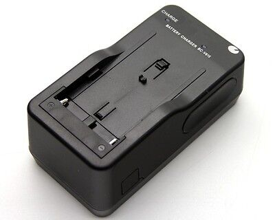 Camera battery Charger For BC-V615 SONY NP-F550 F970 F960 F770 F530 F750 F930