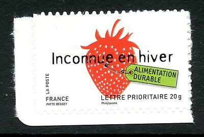 Stamp / Timbre France  N° 4214 ** Environnement Inconnue En Hiver / Autoadhesif