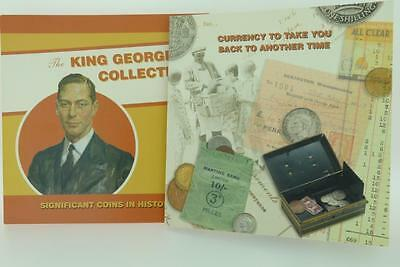 Royal Mint 1930 1940 The King George VI Collection 10 Coin Set