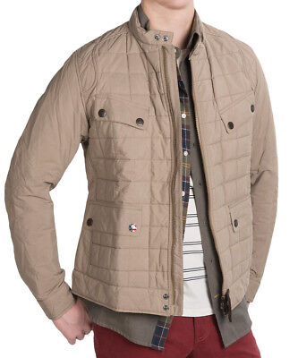 BARBOUR INTERNATIONAL Chris Quilted Jacket