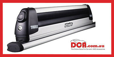 Thule Xtender 739 6 Ski Carrier or 4 Snow Board & Fishing Rod Holder