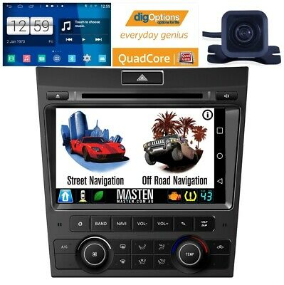!GPS for Holden Commodore VE Series 1 Bluetooth Car Player Radio Cam Android