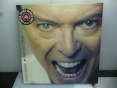 David Bowie-Instant Star. Rarities 1994-2005.-Gatefold Red Vinyl Lp-New.sealed
