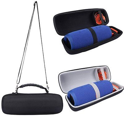 Travel Carry Case Zipper Storage Hard Bag Pouch For JBL Charge 3 Speaker & Accs