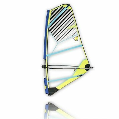 STX Minikid Rigg - Windsurf Rig m. Kindersegel Kinderrigg Set made by Prolimit