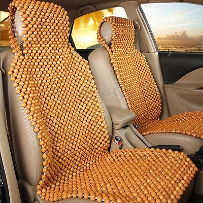 Universal Wood Wooden CLASSIC BEAD CAR/VAN/TAXI/Lorry Seat Massage Cushion Cover