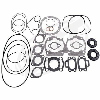 Seadoo 657x Rotax Engine Cases Crankcase Assembly 290886150