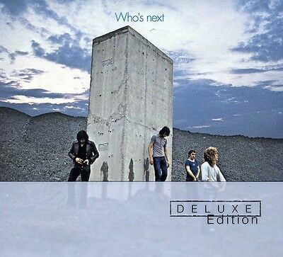 The Who - Who's Next [New CD] Bonus Tracks, Deluxe Edition, Rmst, Digipack Packa