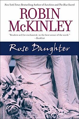 The Rose Daughter by McKinley, Robin Paperback Book The Cheap Fast Free Post
