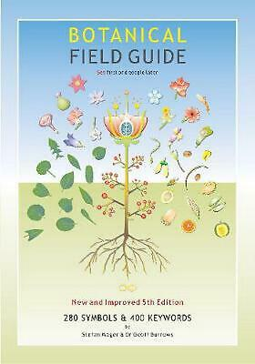 Botanical Field Guide by Stefan Meger Paperback Book Free Shipping!