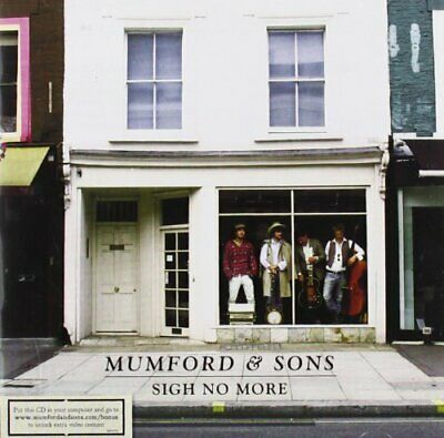 Mumford & Sons - Sigh No More - Mumford & Sons CD RMVG The Cheap Fast Free Post