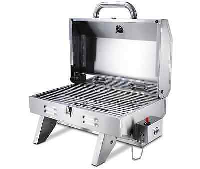 Stainless Steel Portable BBQ for the perfect Grill
