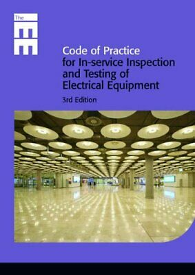 Code of Practice for In-service Inspection and Testing of El... by Iee Paperback