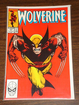 Wolverine #17 Vol1 Marvel Comics X-Men John Byrne Art November 1989