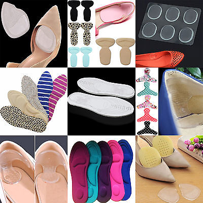 N Orthotic Arch Support Shoe Insoles Flatfoot Corrector Pads Men/Women Foot Care