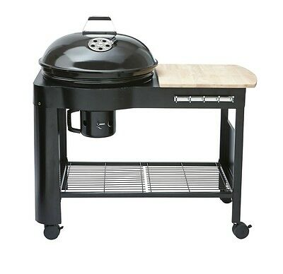 New Unused Portland Trolley Outdoor Garden Traditional Charcoal BBQ Barbecue